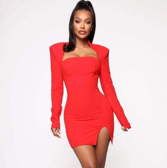 Decision Maker Mini Dress